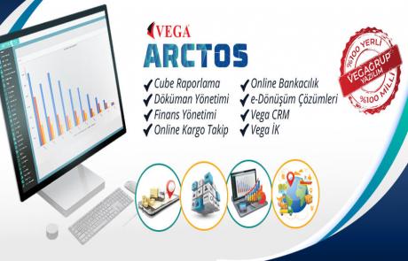 Yeni Nesil ERP Yazılımı-'Arctos'